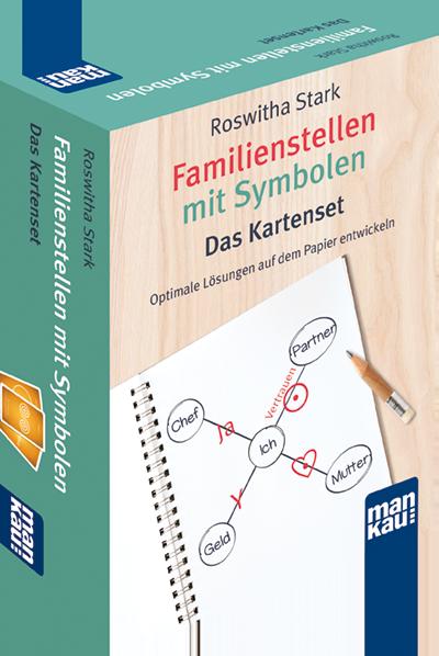 Kartenset Familienstellen mit Symbolen